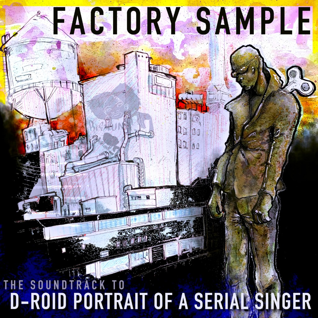 FACTORY SAMPLE NEW COVER